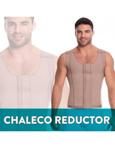 CHALECO REDUCTOR